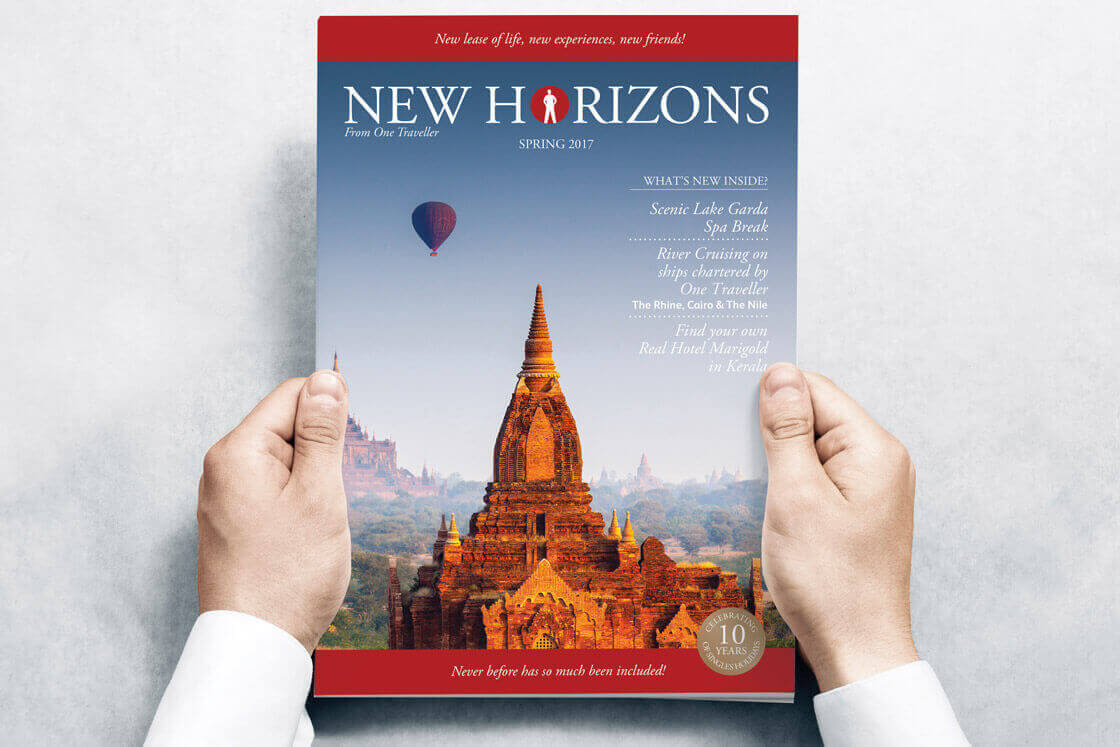 New Horizons is a quarterly newsletter