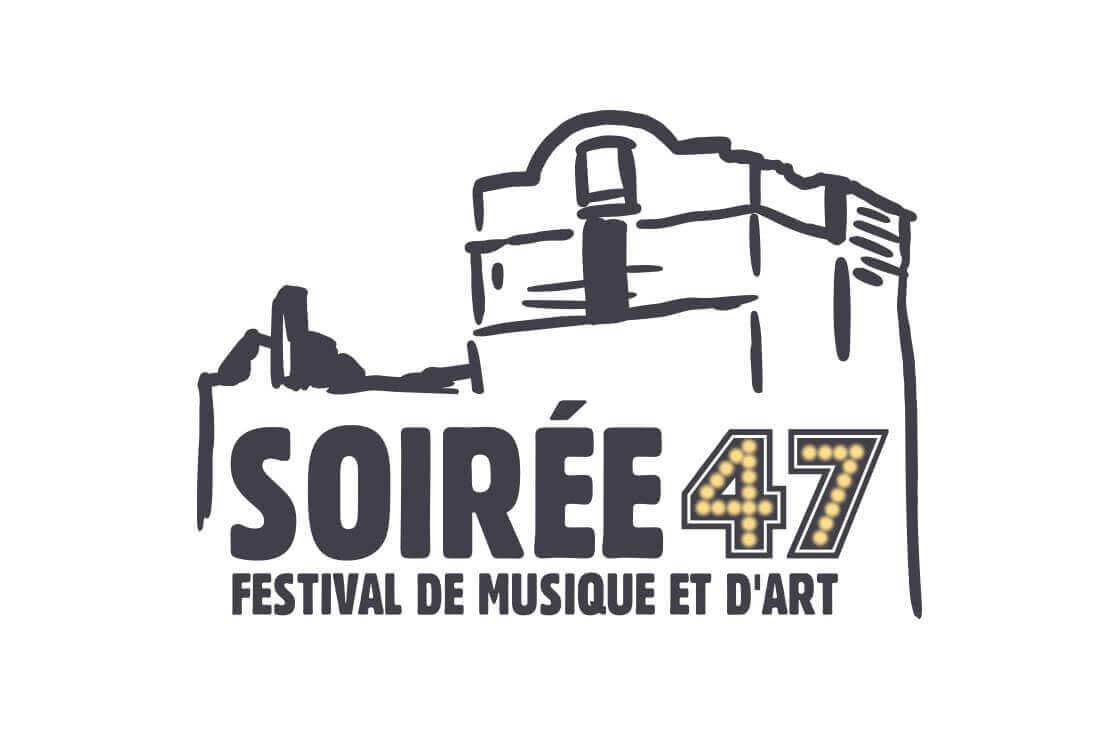 Soirée 47 Logo Design