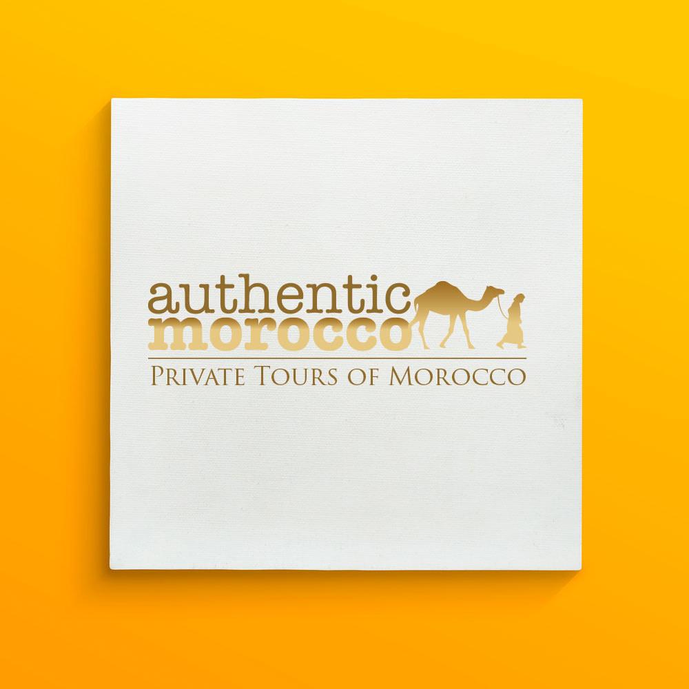 Logo design for Authentic Morocco