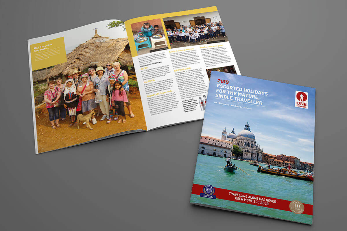 One Traveller 2019 Holiday Brochure